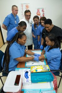 making it as a medical assistant