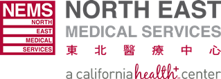 North East Medical Services Logo