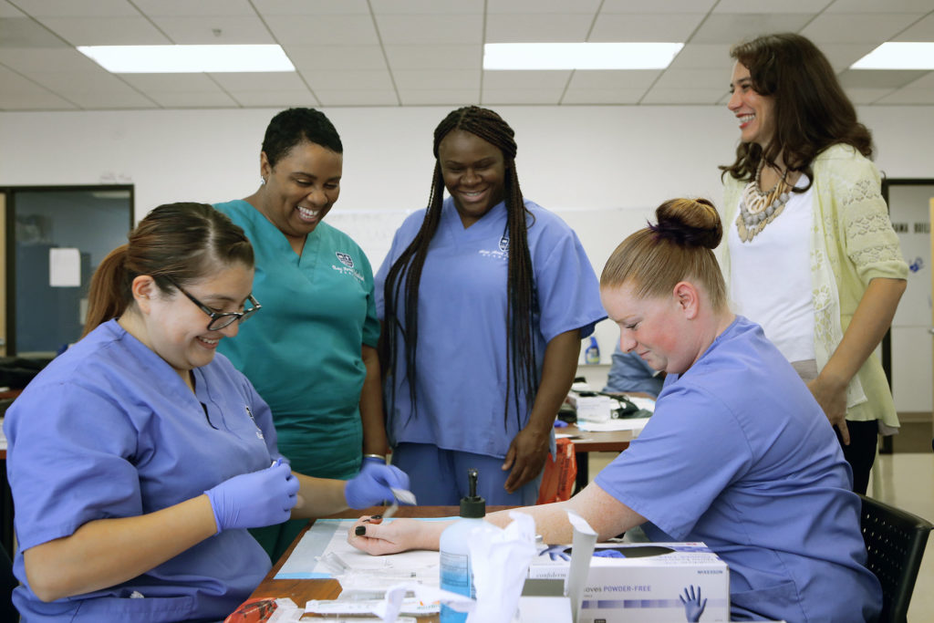 Phlebotomy Training At Bama Bay Area Medical Academy